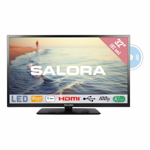 Salora LED TV DVD combi 32HDB5005