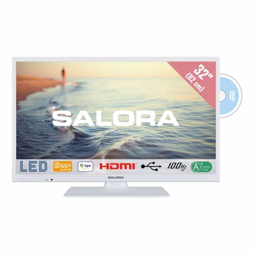 Salora LED TV DVD combi 32HDW5015