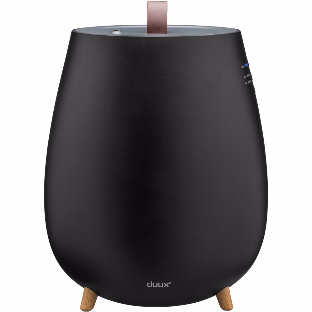 Duux luchtbevochtiger Tag Ultrasonic Humidifier Black