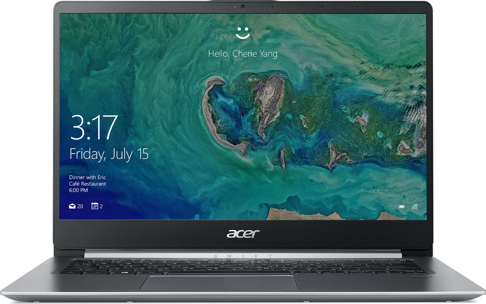 Acer laptop Swift 1 SF114-32-P7FA
