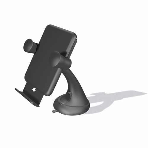 ZENS Draadloze Autolader 5W Zwart