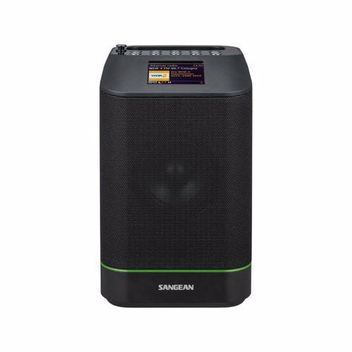 Foto van Sangean portable radio WFS-58