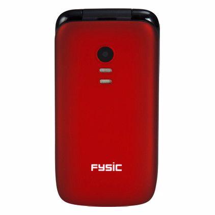 Fysic mobiele telefoon FM-9710RD (Rood)