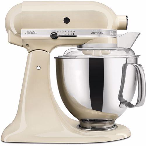 KitchenAid keukenmachine 5KSM175PSEAC Amandelwit