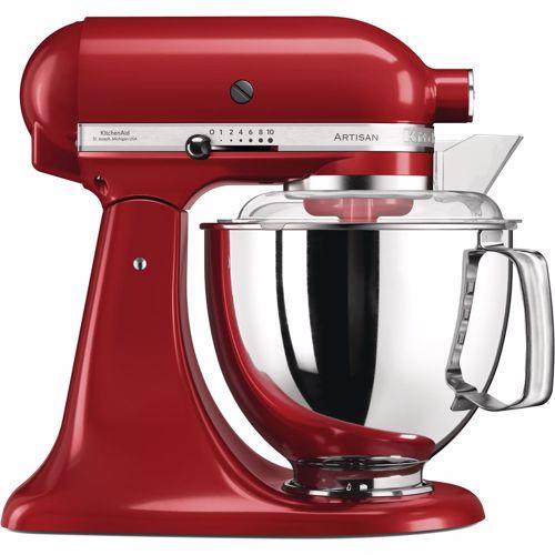 KitchenAid keukenmachine 5KSM175PSEER Rood