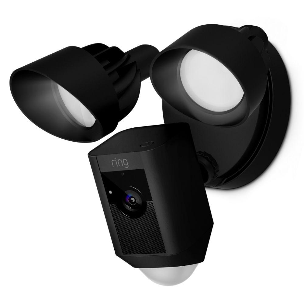 Ring IP camera Floodlight Cam Zwart