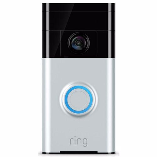 Ring alarmsysteem Video Deurbel Zilver