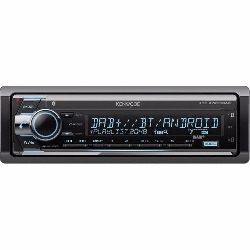 Kenwood audio DAB autoradio KDCX7200DAB
