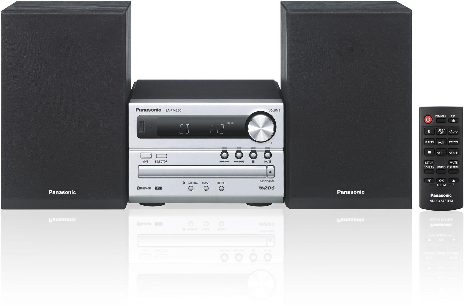 Panasonic microset SC PM250EG S
