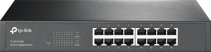 Tp link netwerk switch TL SG1016D