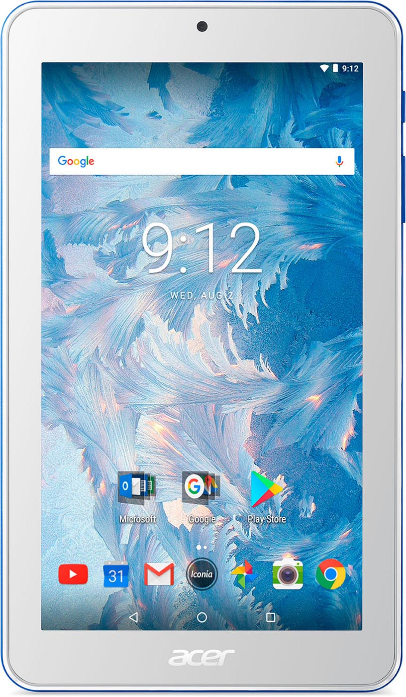 Acer tablet Iconia One 7 (Blauw)