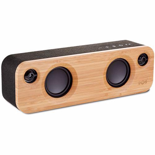House of Marley bluetooth speaker Get Together Mini (Zwart) 0846885008621