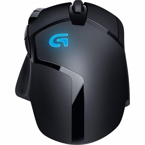Logitech gaming muis G402 Hyperion Fury 5099206051775
