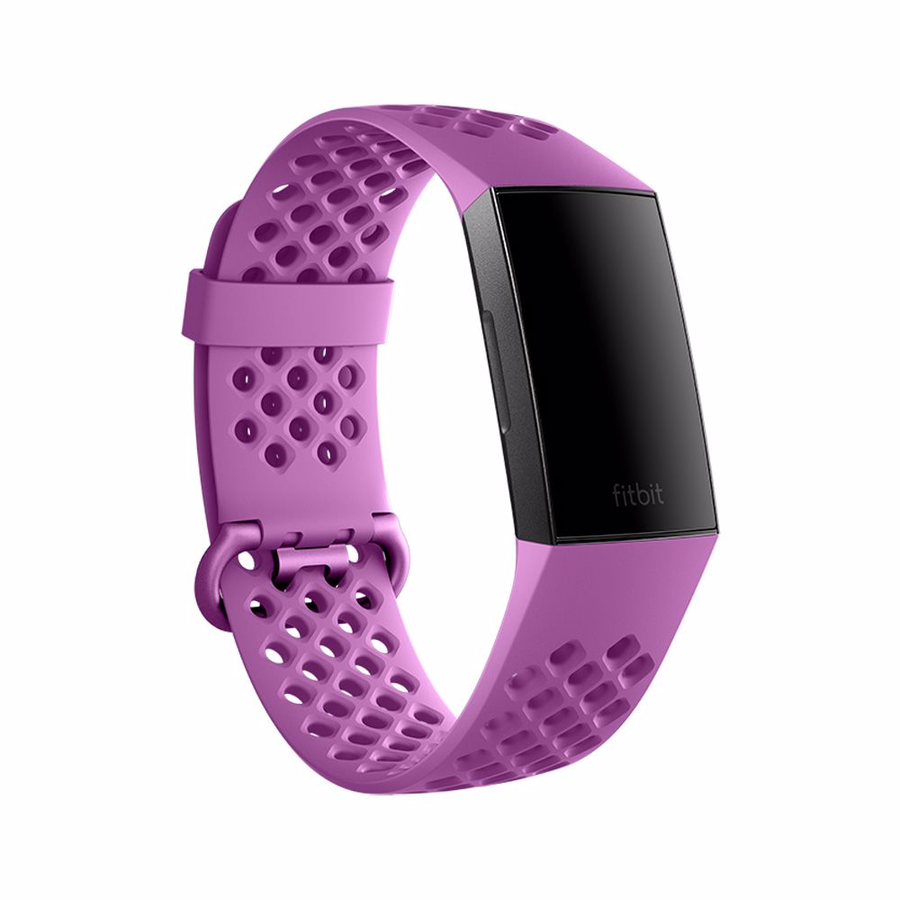 Paars Tv Meubel.Fitbit Charge 3 Sport Polsband Maat Large Paars Bcc Nl