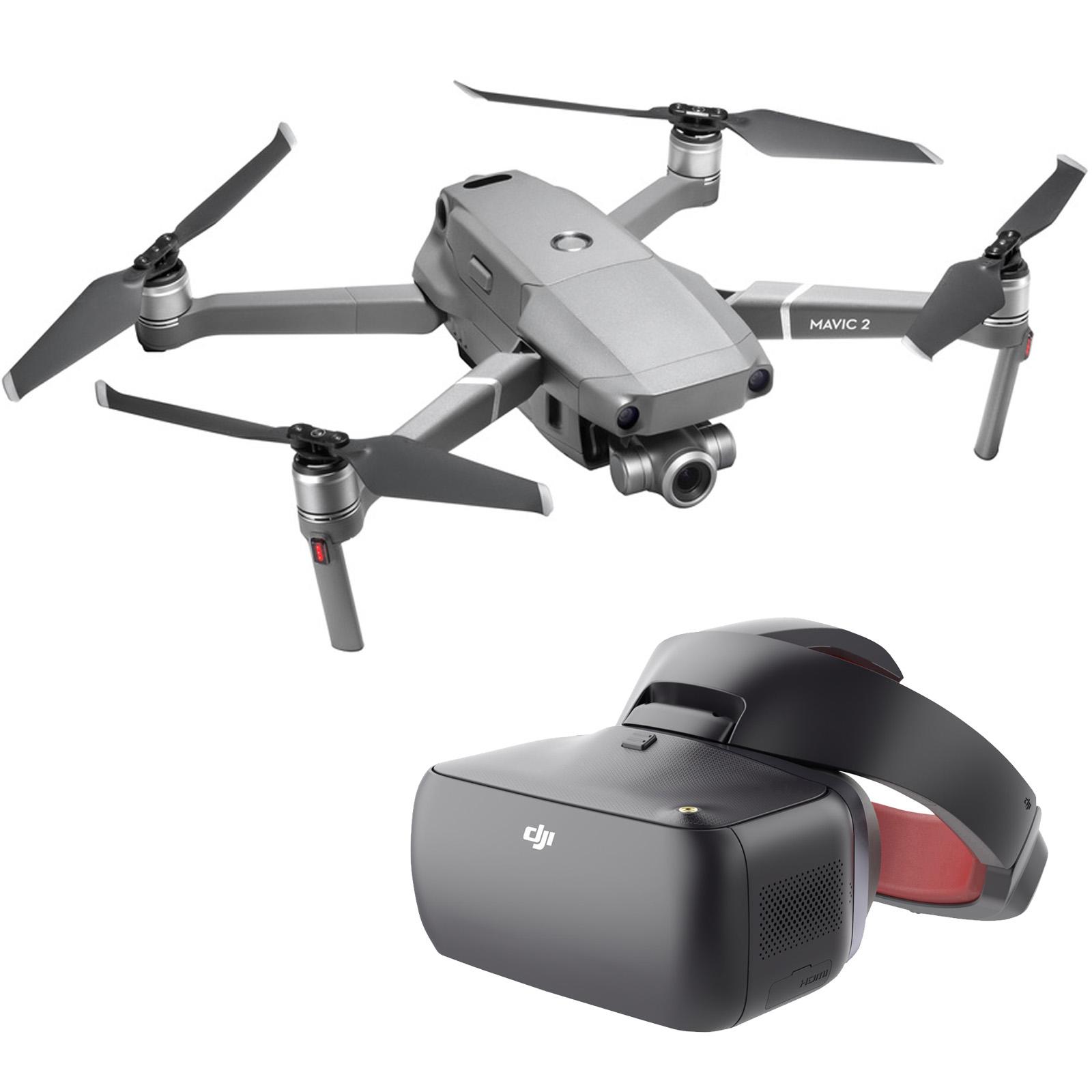 DJI cameradrone DJI Mavic 2 Zoom DJI Goggles Racing Edition