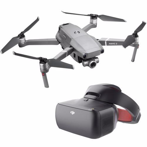 DJI cameradrone DJI Mavic 2 Zoom + DJI Goggles Racing Edition