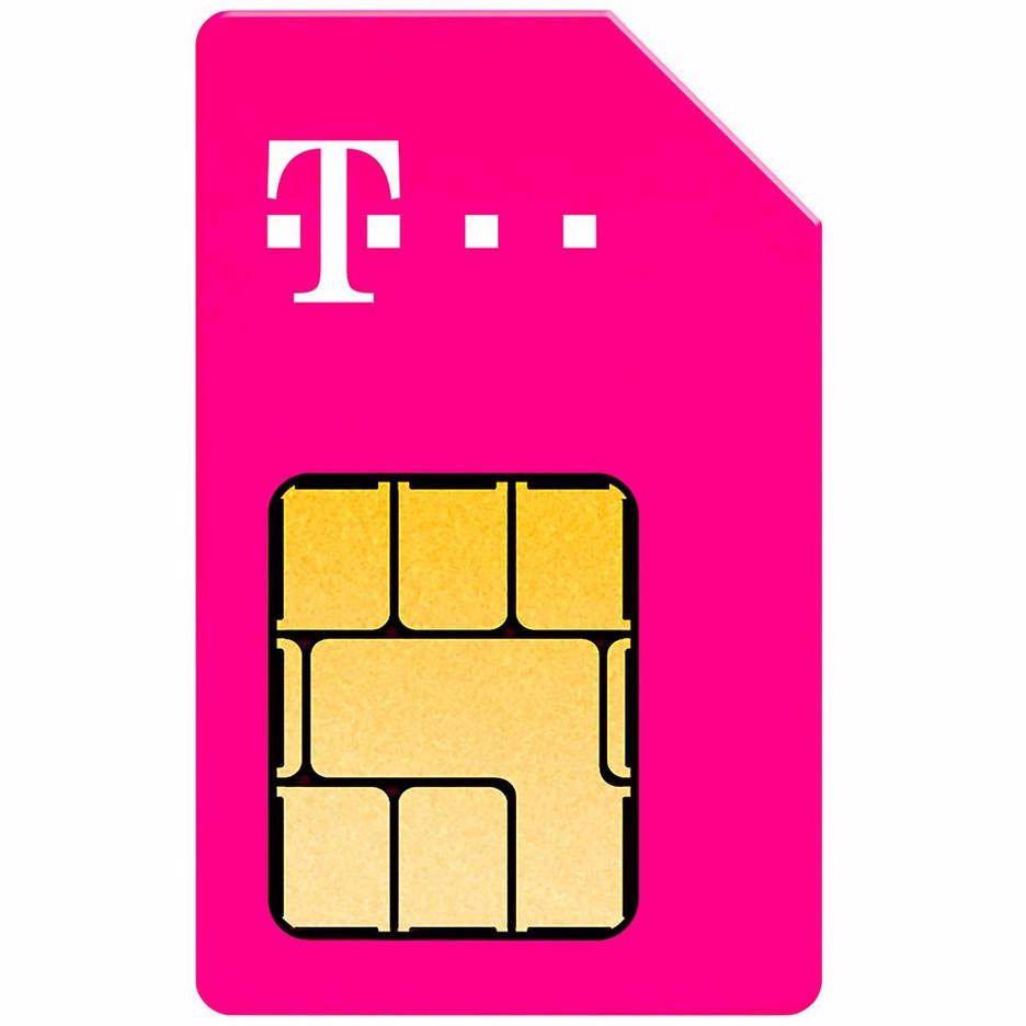 T-mobile prepaid simkaart