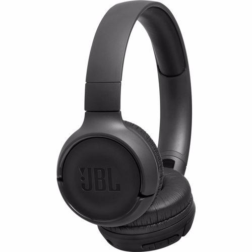 Foto van JBL draadloze hoofdtelefoon Tune 500 T500BT (Zwart)