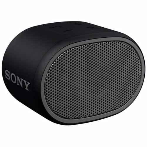 Sony portable speaker SRSXB01B (Zwart)