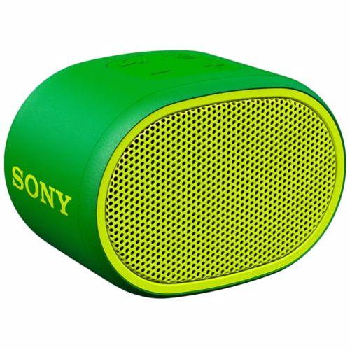Sony portable speaker SRSXB01G (Groen)