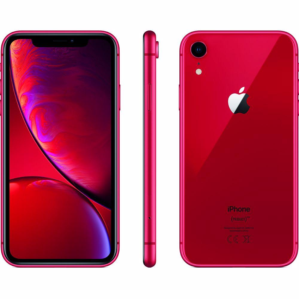 Apple iPhone Xr 64GB (Rood)