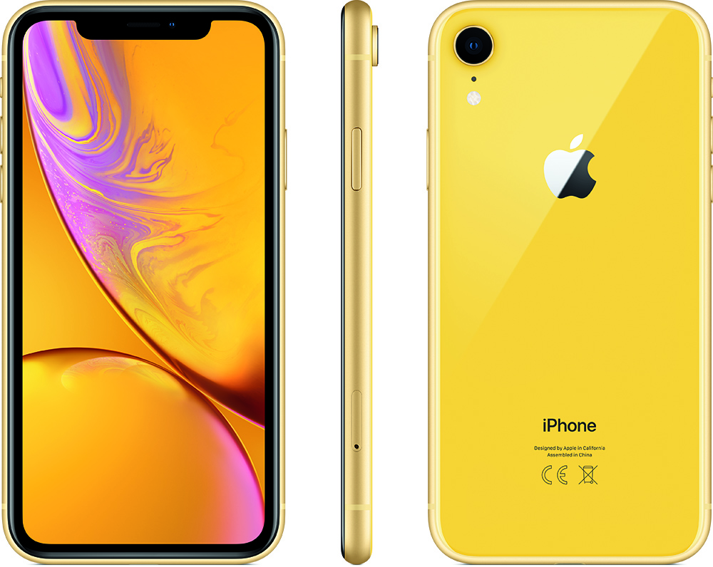 Apple iPhone Xr 64GB (Geel)