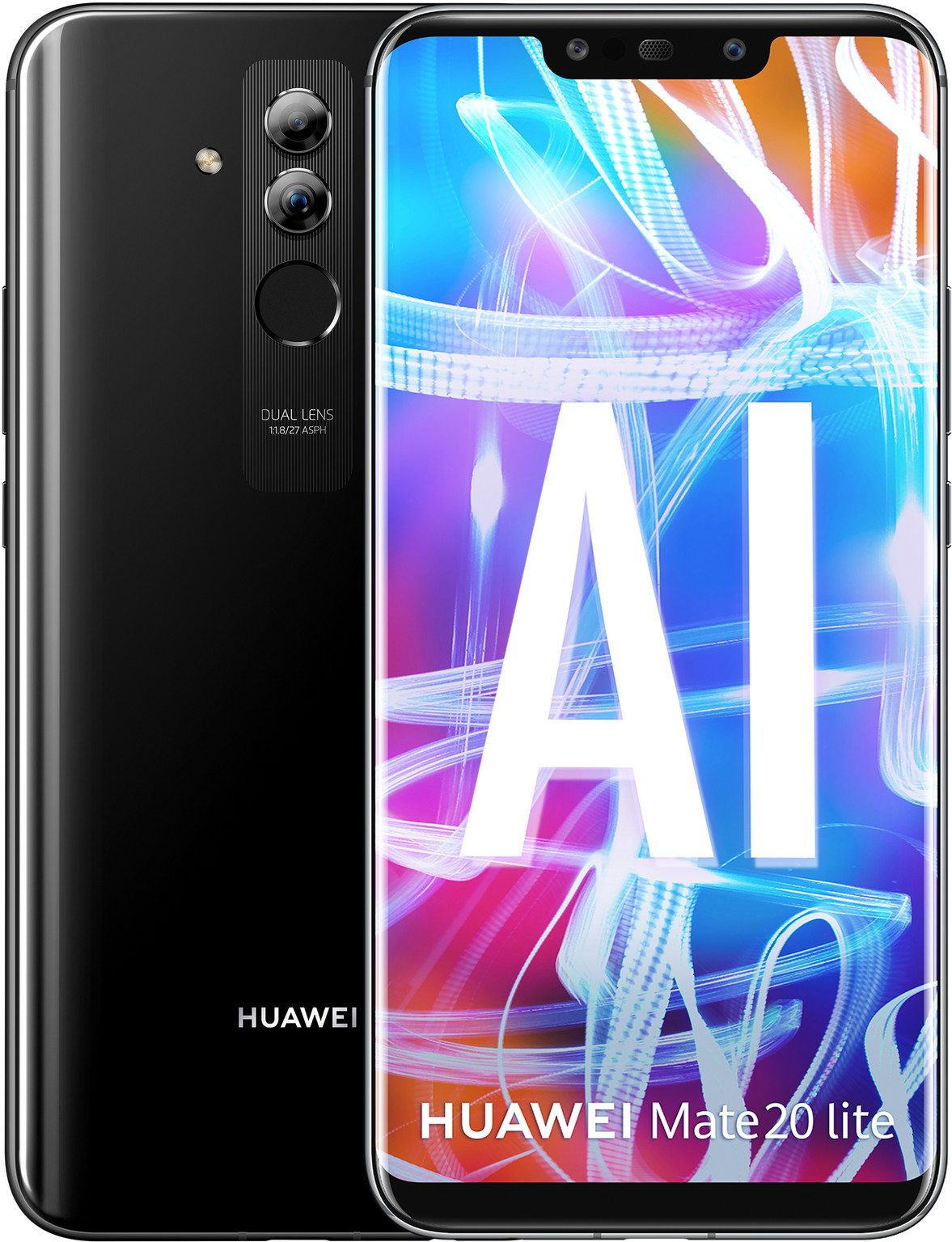Huawei smartphone Mate 20 Lite Zwart