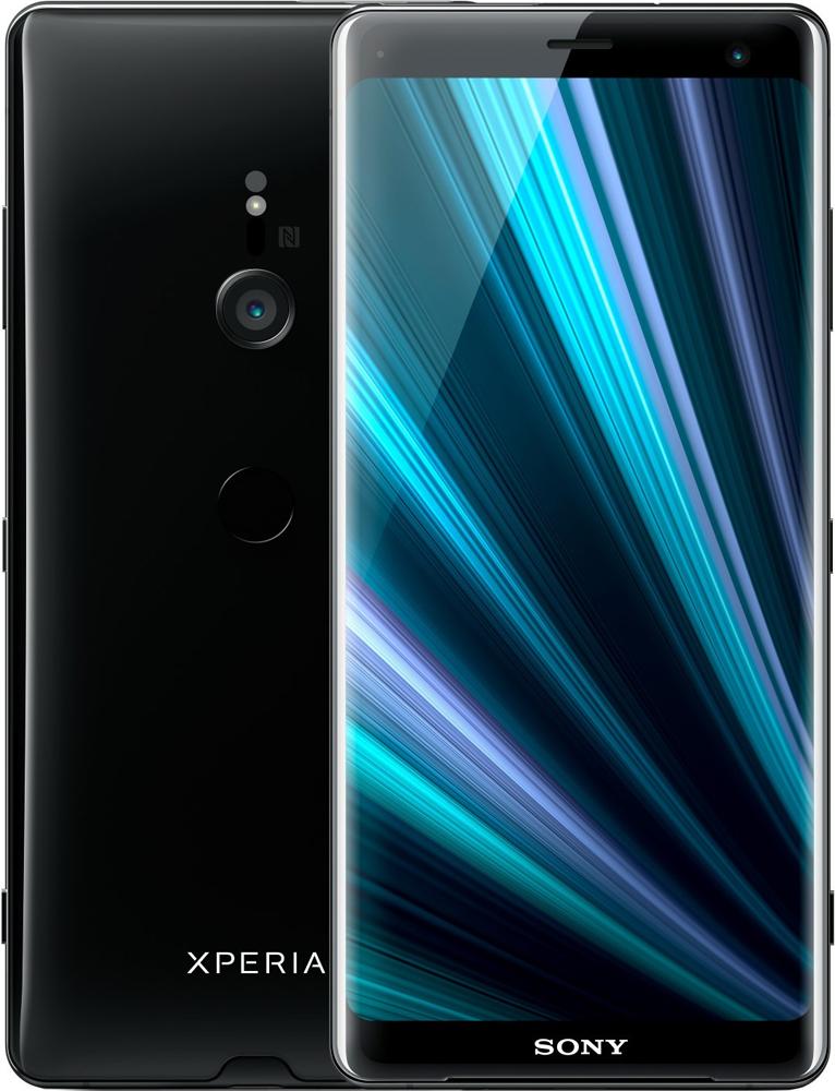 Sony smartphone Xperia XZ3 DualSIM Zwart
