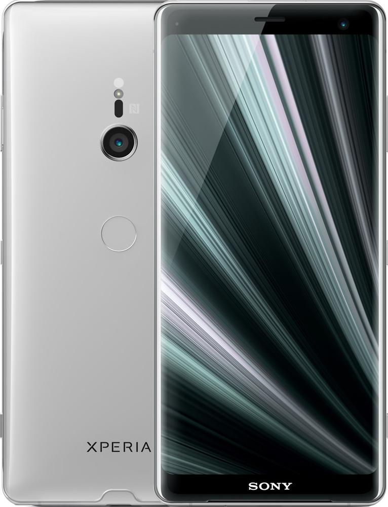 Sony smartphone Xperia XZ3 DualSIM Zilver