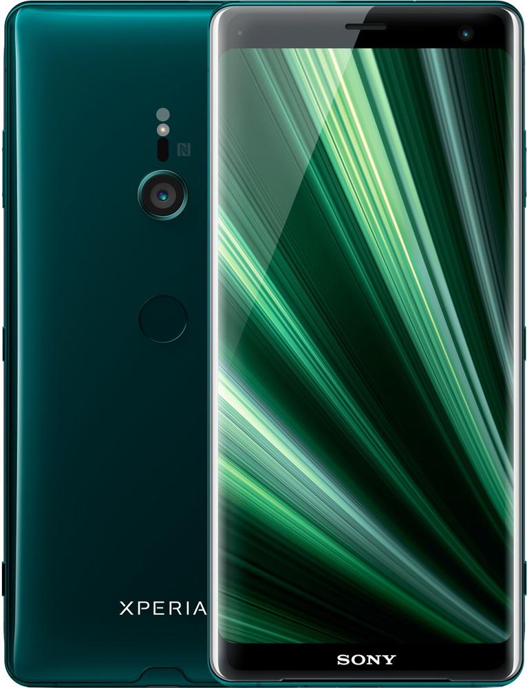 Sony smartphone Xperia XZ3 DualSIM Groen
