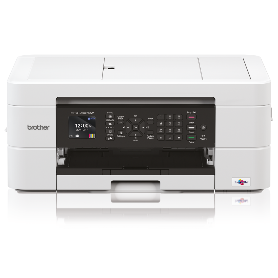 Brother all-in-one printer MFC-J497DW