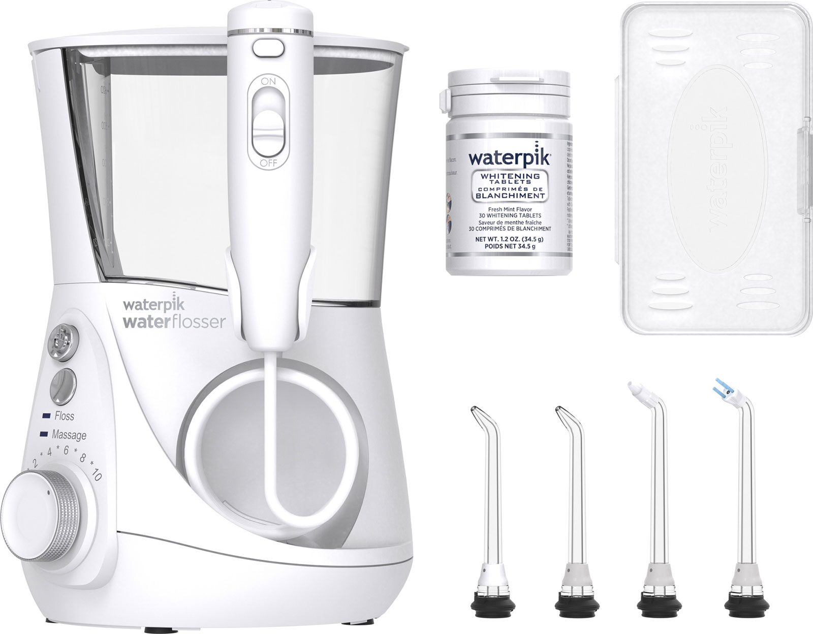 Waterpik monddouche Whitening WF-05
