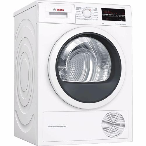 Bosch warmtepompdroger WTW85466NL
