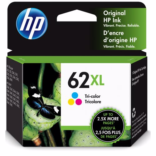 HP cartridge 62 XL (kleur)