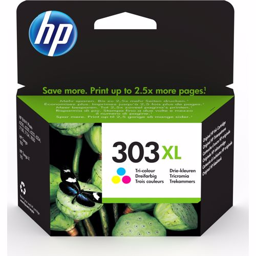 HP cartridge 303 XL (kleur)