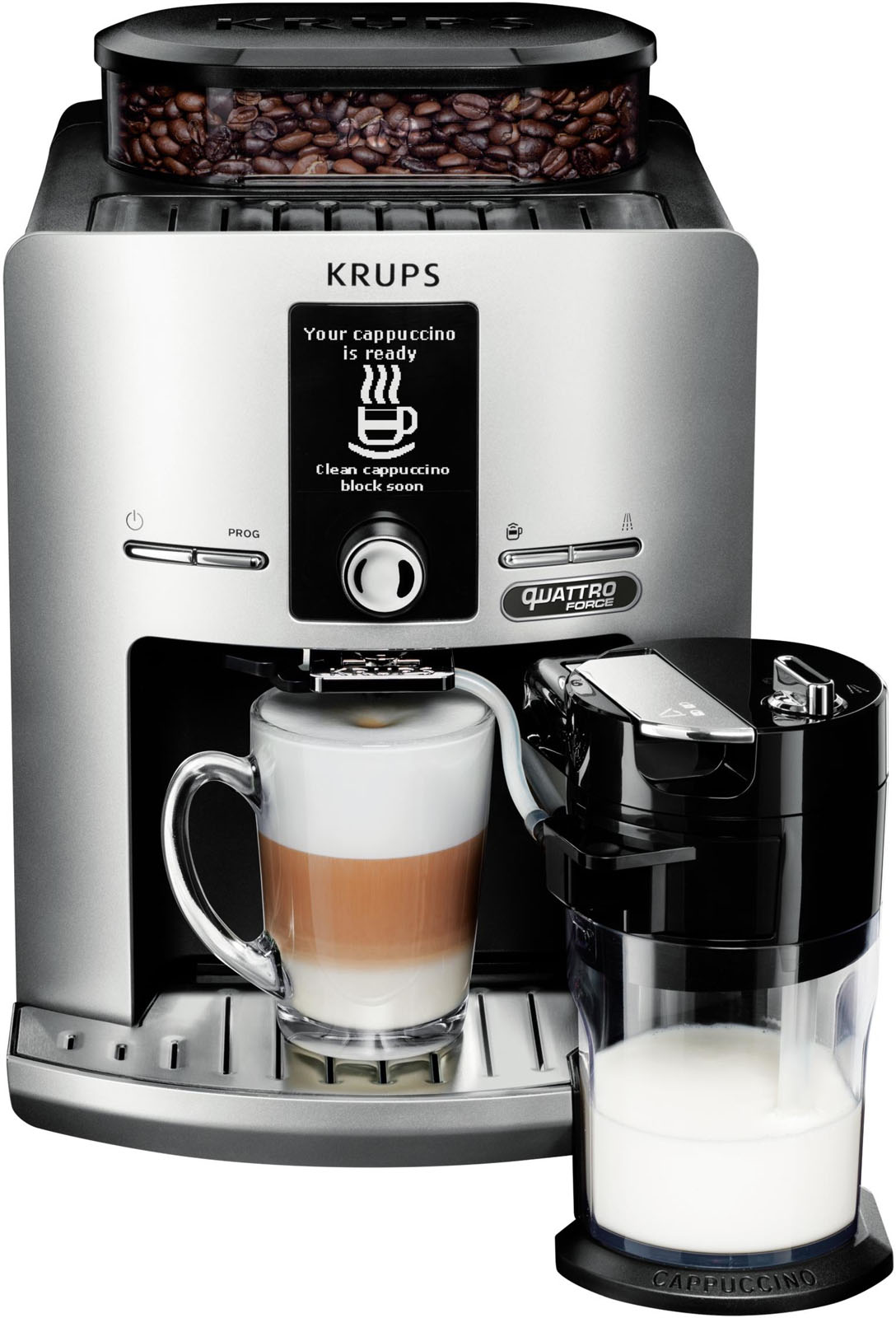 Krups espresso apparaat EA82FE