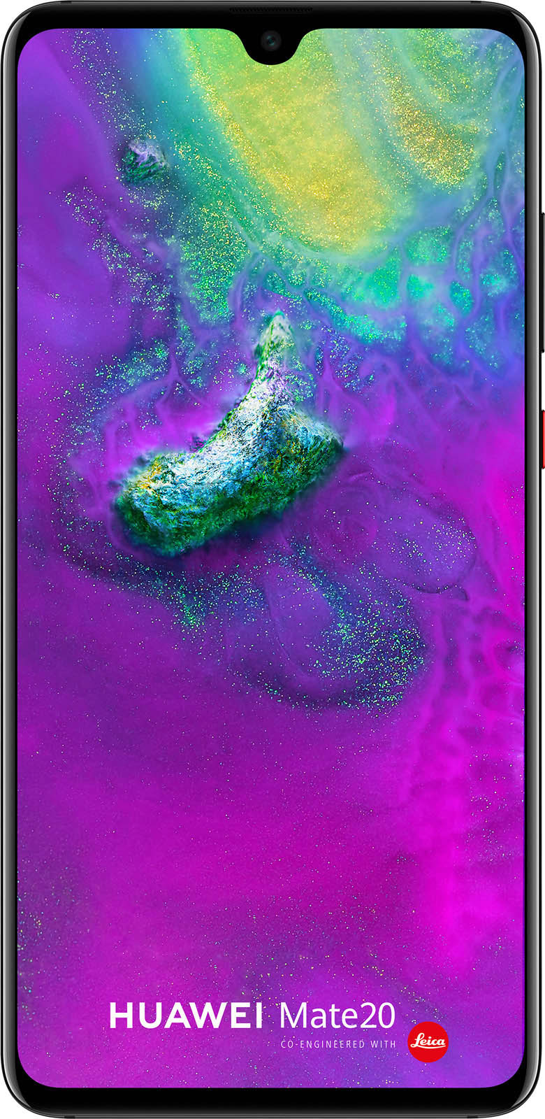 Huawei smartphone Mate 20 Zwart
