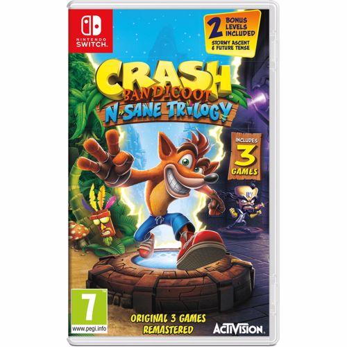 Crash Bandicoot N.sane Switch