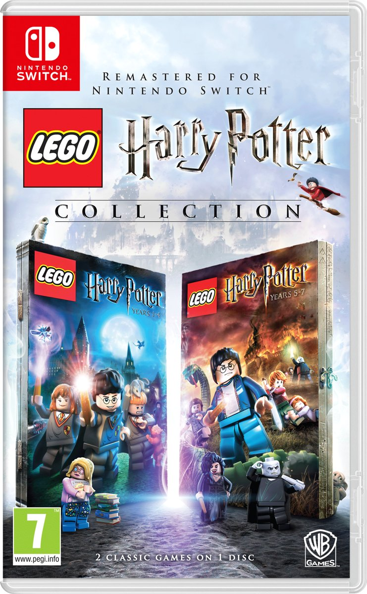 Lego Harry Potter Switch