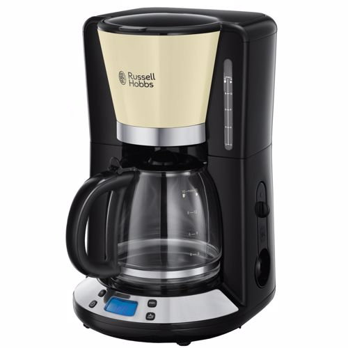 Russell Hobbs koffiezetapparaat Colours Plus 24033-56 (Creme)