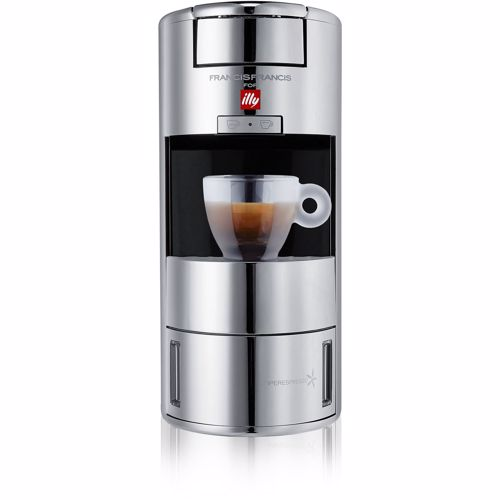 illy koffieapparaat X9 (Zilver)