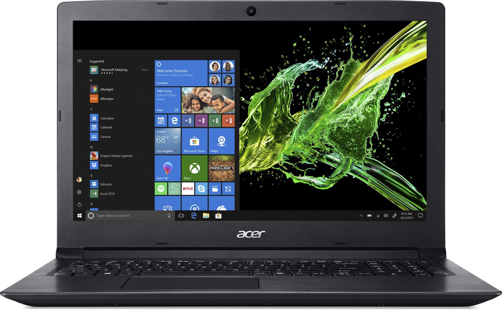 Acer laptop Aspire 3 A315-53-31X2