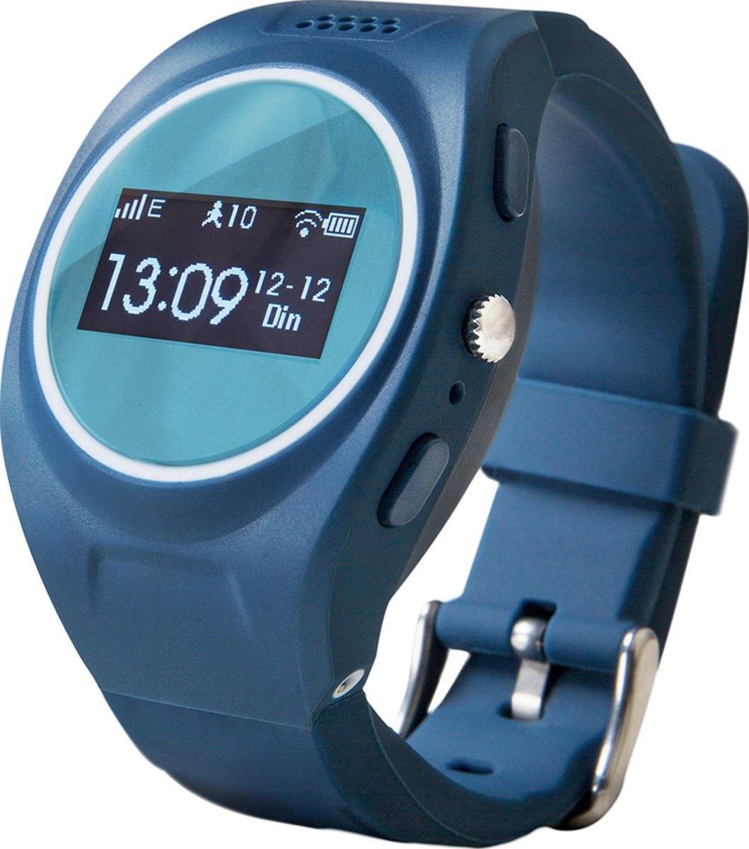 Connected Kids smartwatch K01 (Lichtblauw)