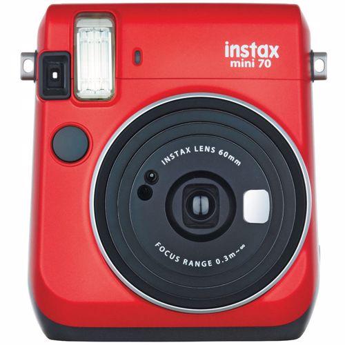 Fujifilm instax mini 70 (Rood)