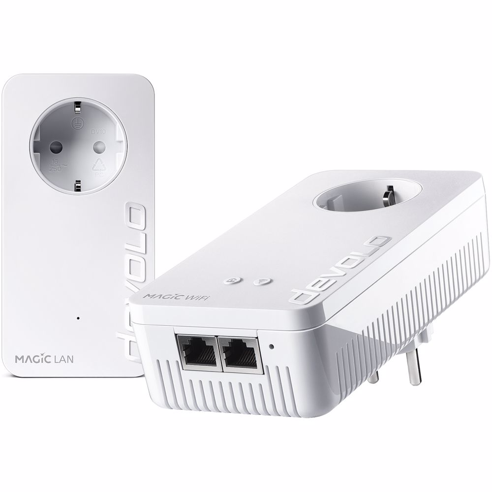 Devolo homeplug  Magic 2 WiFi Starter Kit