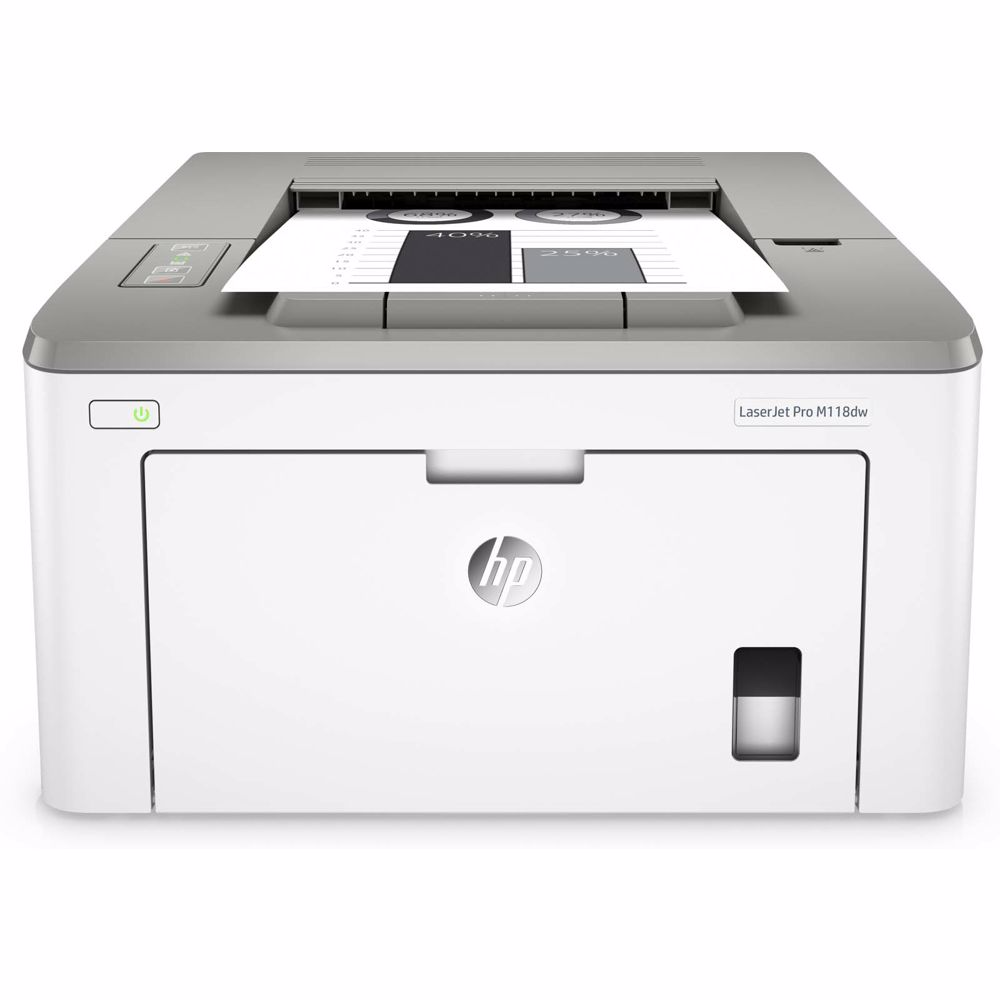 HP printer HP LASERJET PRO M118DW