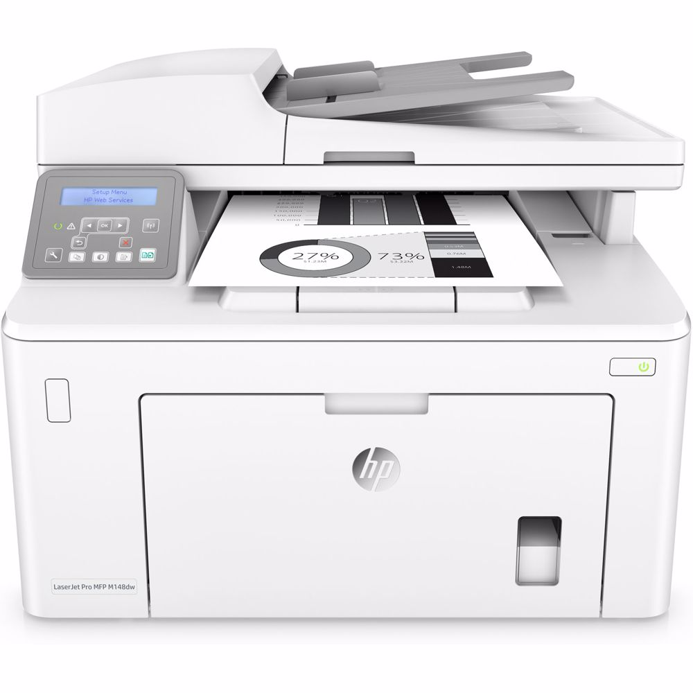 HP all-in-one printer Laserjet Pro MFP M148DW