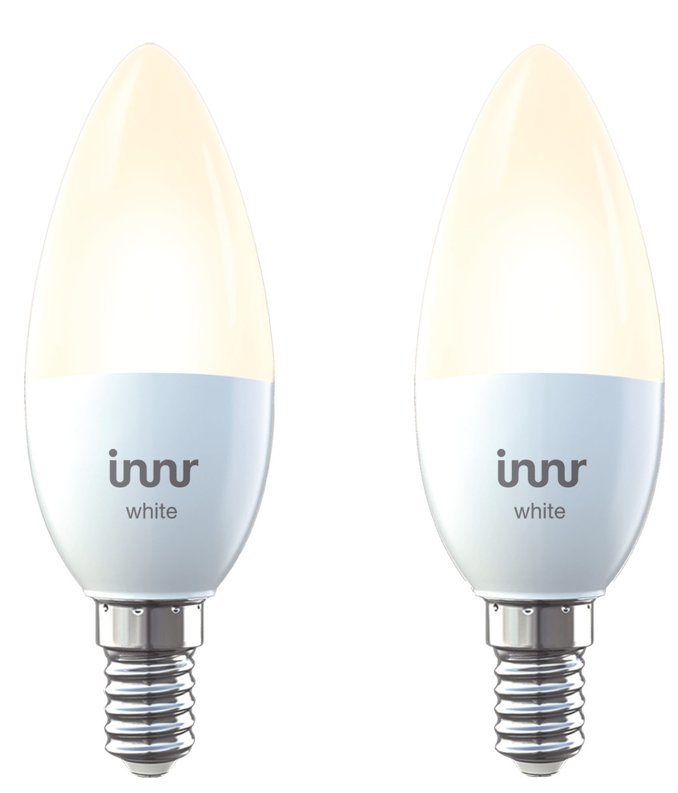 Innr sfeerverlichting Candle Smart Bulb E14 RB 245 Duopak