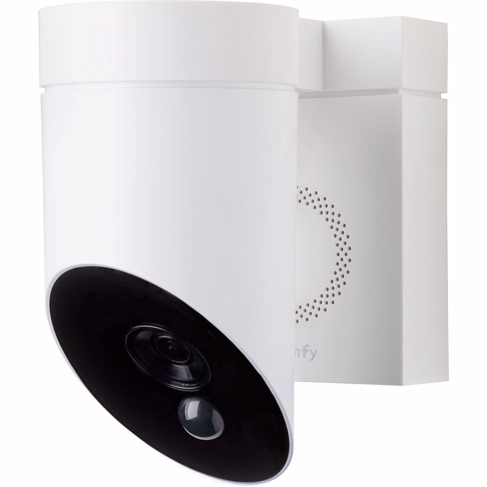Somfy Outdoor WiFi Beveiligingscamera (Wit) online kopen