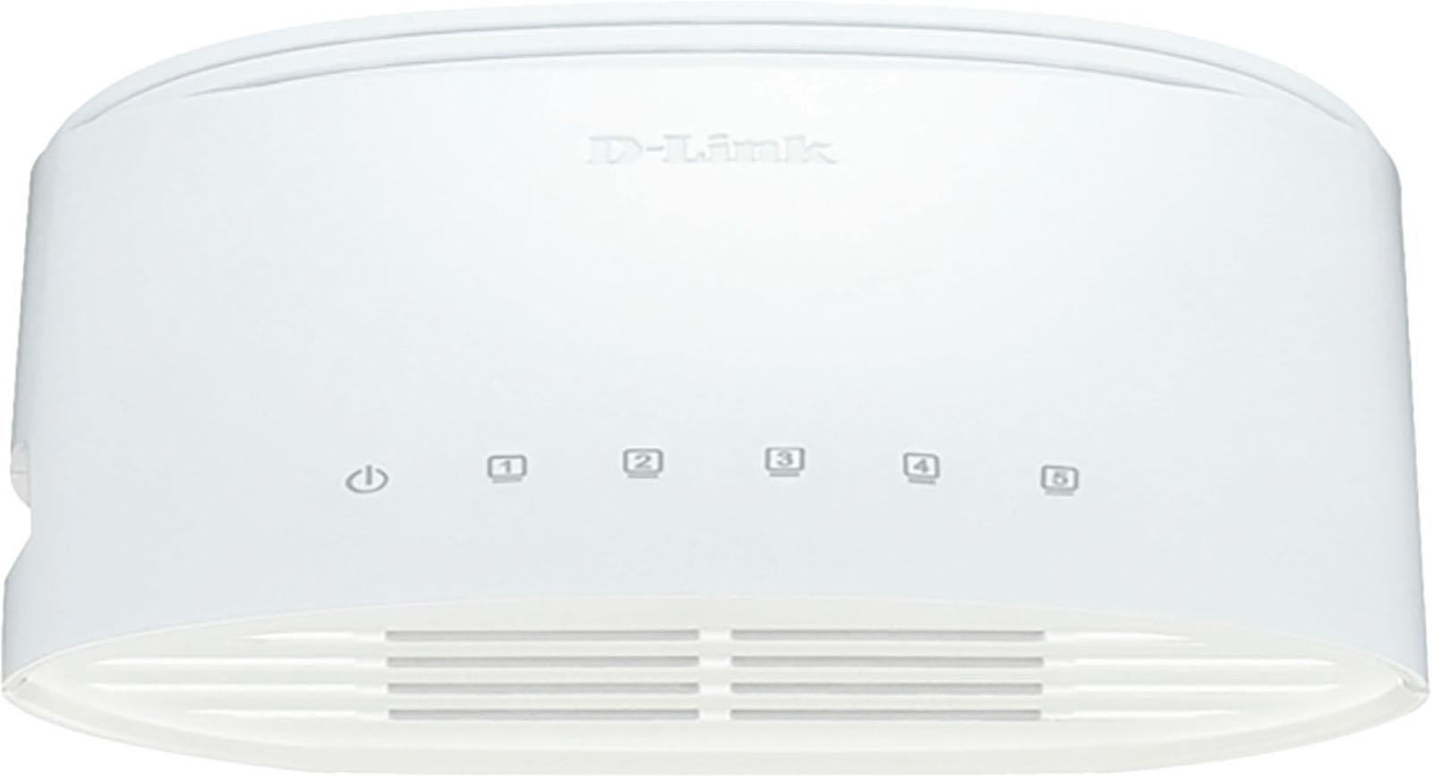 D Link netwerk switch DGS 1005D